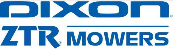 Dixon ZTR Mowers